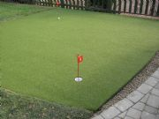 Putting Green By Look Real Lawns - Super Verdeturf