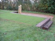 Verde Tee Turf at Harpenden Golf Club