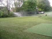 Hampstead Golf Club (supplied by Speedcut Contractors)
