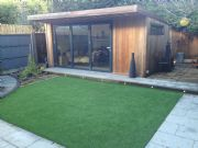 Artificial Grass Installation by First Pave Ltd