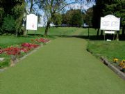 Super Verdegrass Pathway at Crompton & Ryton Golf Club