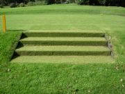 Super Verdegrass Steps at Bolton Golf Club
