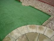 Artificial Grass at John Hargreaves' son