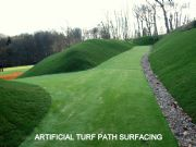 John Greasley Ltd installed Verdeturf at Tandridge Golf Club
