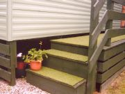 Special Branch Install Artificial Grass Steps