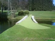 Verdeturf Bridge Path at Downfield Golf Club Path by Artificial
