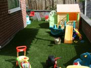 Adams Landscapes installs at Pipers Day Nursery