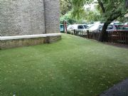Perfect Lawns install Verdeluxe in Nursery