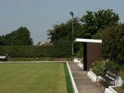 St Pauls Bowling Club – Verdegrass for bankings