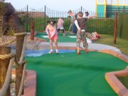 Verde Play for Crazy Golf