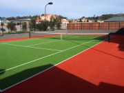 Artificial Grass Tennis Court in Australia
