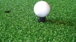 **Two Star Golf Mat 1.48x1.48 (s)
