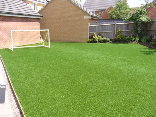 GAC Garden Design   Installation Of Artificial Grass ...