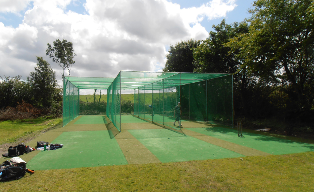 Blackrod Cricket Club Achieve Practice Nets Goal